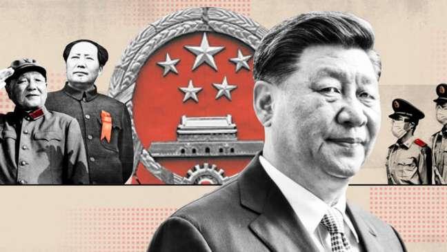Xi Jinping é o líder chinês que mais reuniu poder ao redor de si, desde Mao e Deng Xiaoping