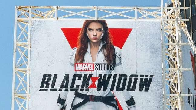 Scarlett Johansson é protagonista do filme baseado em quadrinhos 'Viúva Negra'