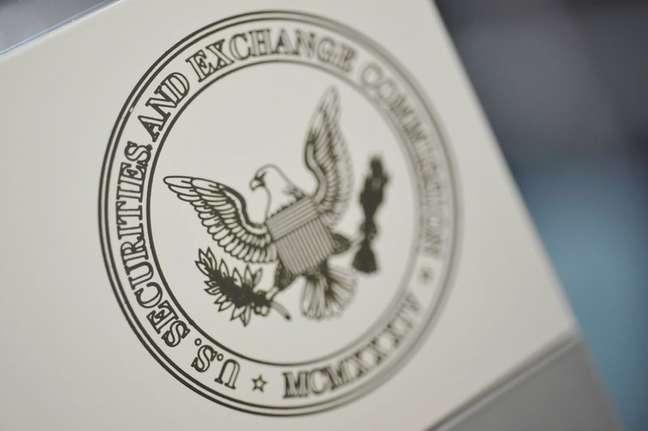 Logo da SEC fotografado em Washington, EUA  24/06/2011 REUTERS/Jonathan Ernst