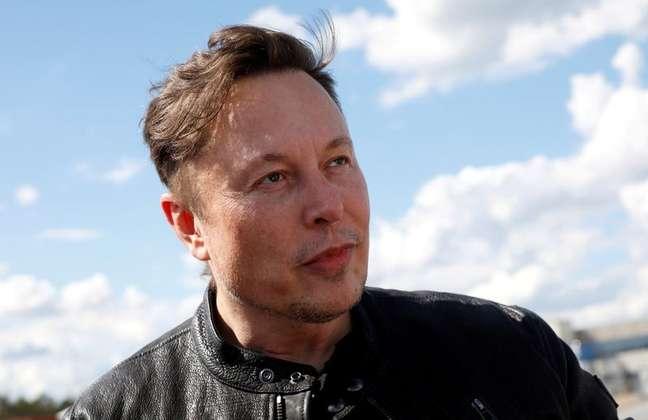 Fundador e presidente da Tesla e da SpaceX, Elon Musk. 17/5/2021. REUTERS/Michele Tantussi