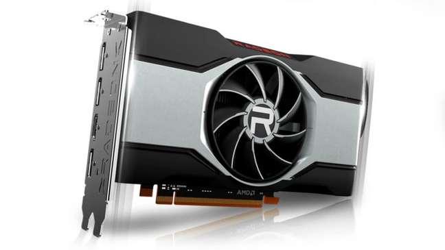 Radeon RX 6600 XT