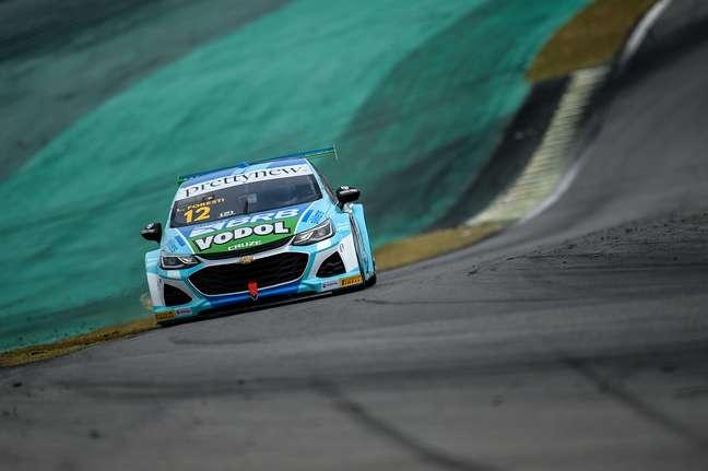 A vitória de Lucas Foresti na terceira etapa da Stock Car no Velocitta foi validada novamente