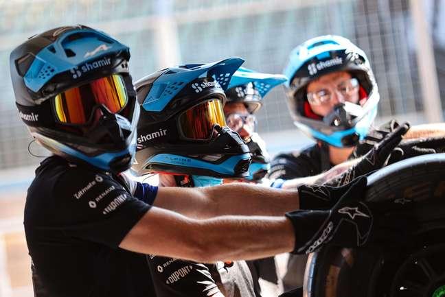 Muito calor nesta sexta-feira de treinos livres do GP da Hungria de F1