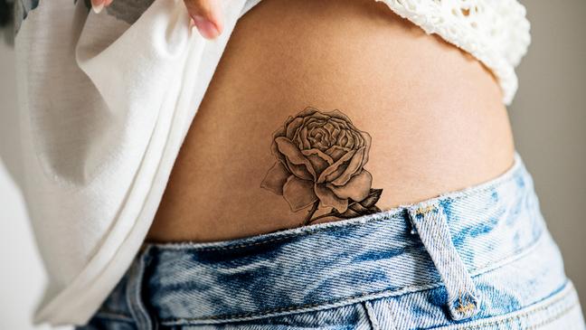 A tatuagem de cada de signo
