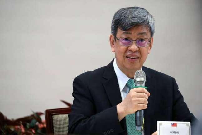 Chien-Jen Chen foi vice-presidente de Taiwan entre 2016 e 2020