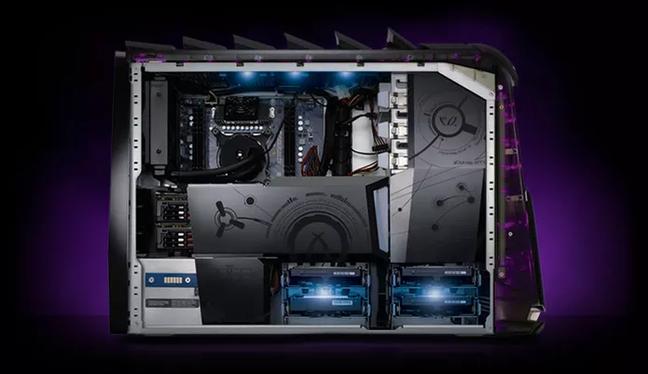 Alguns modelos da Alienware, linha de alto desempenho da Dell, já não podem ser entregues em alguns estados nos EUA.