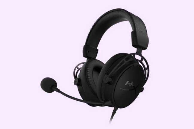 Headphone Gamer HyperX