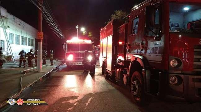 Segundo Corpo de Bombeiros, causa do início do incêndio se deu por conta de uma manutenção no sistema de climatização da Cinemateca