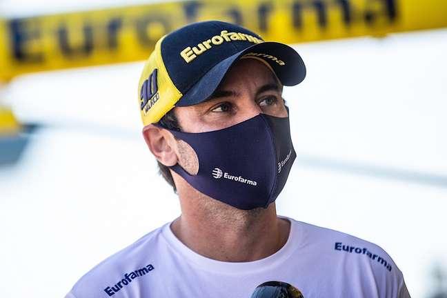 Ricardo Maurício liderou o TL2 da etapa de Curitiba da Stock Car