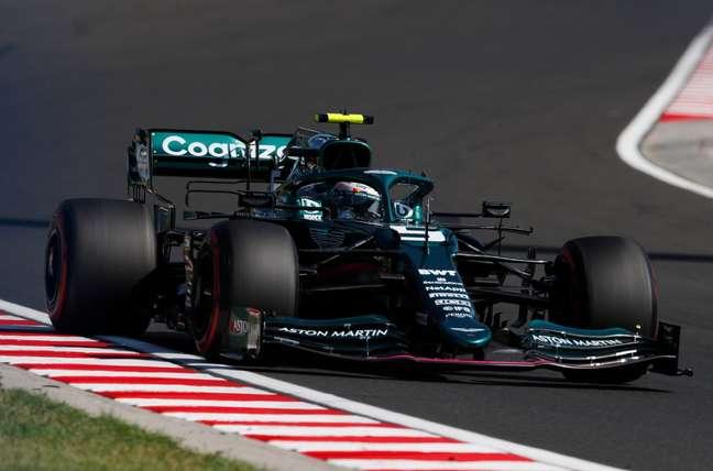 Sebastian Vettel ainda não sabe se a estratégia está definida para a corrida