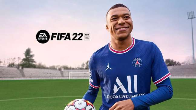 FIFA 22 chega às lojas em outubro para PlayStation 5, Xbox X/S, PlayStation 4, Xbox One e PC