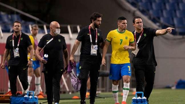 Brasil poderia ter vencido o Egito com mais tranquilidade (Lucas Figueiredo/CBF)
