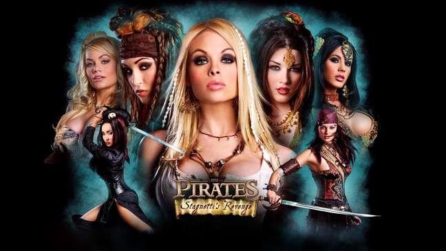 Não esse tipo de pirata