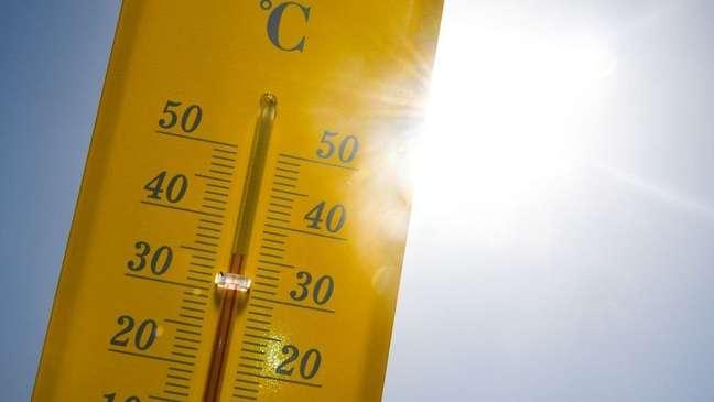 O monitoramento das temperaturas não só durante o dia, mas também à noite, deverá ser crucial para entender as mudanças climáticas