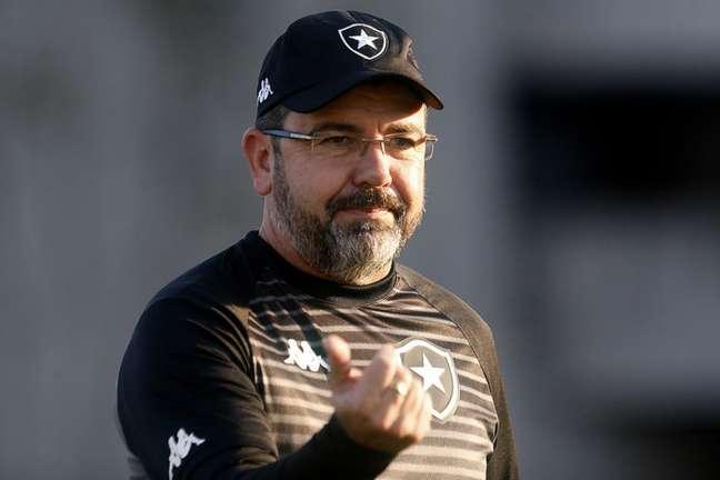 Enderson Moreira é o técnico do Botafogo (Foto: Vítor Silva/Botafogo)