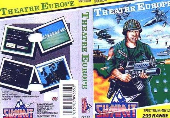 Theatre Europe