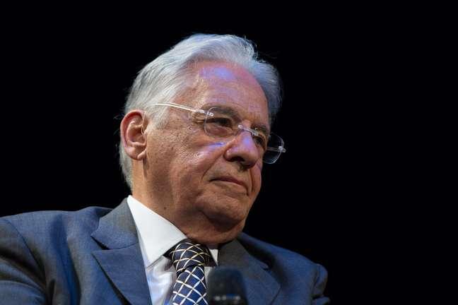 Fernando Henrique Cardoso, ex-presidente do Brasil