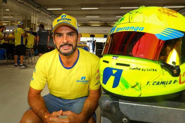 Thiago Camilo venceu a corrida 2 de Curitiba