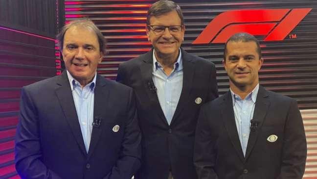 Após 40 anos na Globo, comentarista integra time da Band (Band/Divulgação)