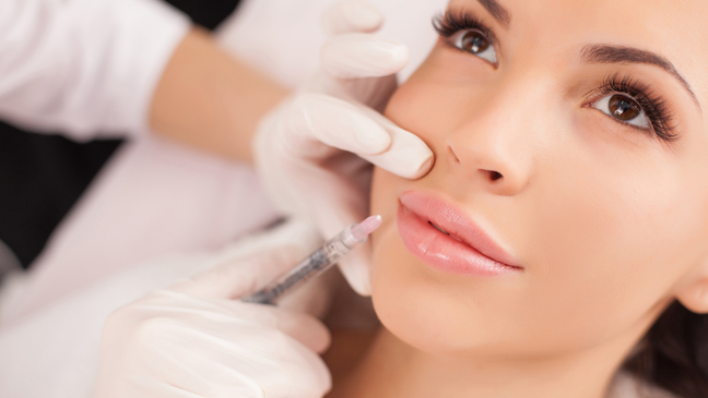 Procedimentos estéticos feitos por dentistas