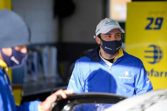 Ricardo Maurício defende em 2021 o título da Stock Car
