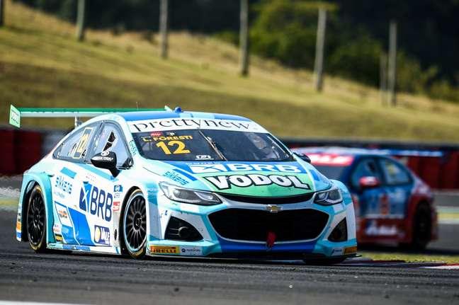 Lucas Foresti ficou com a vitória da corrida 2 do Velocitta