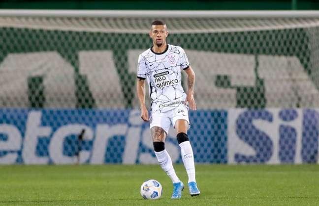 João Victor é um dos principais destaques do Corinthians nesta temporada (Foto: Rodrigo Coca/Ag. Corinthians)