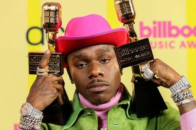 Rapper DaBaby teve o seu cancelado no Lollapalooza