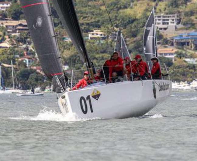 C30 campeão (Foto: Caio Souza   On Board Sports)