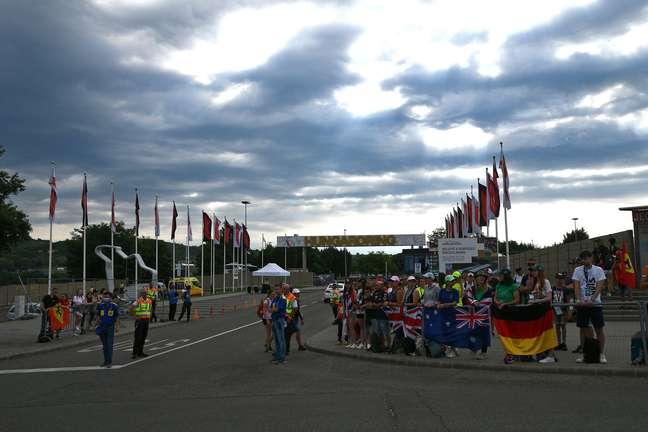 Céu nublado e chance enorme de chuva: a previsão do tempo para o GP da Hungria deste domingo