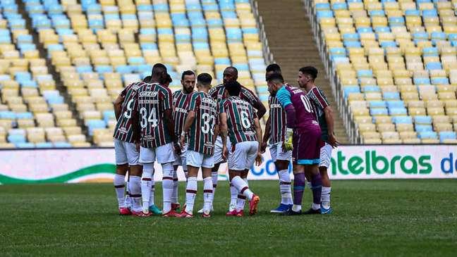 Fluminense venceu o Criciúma em jogo pelas oitavas de final (Foto: Lucas Merçon/Fluminense FC)