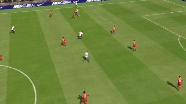 A movimentação tática dos jogadores será mais precisa e realista
