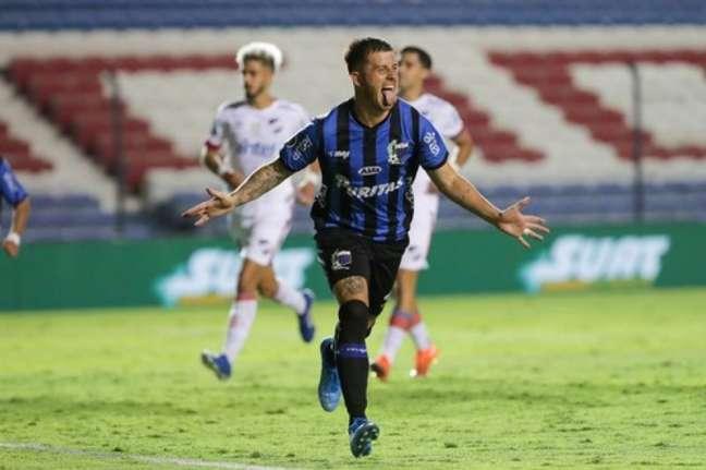 Ignácio Ramírez é alvo do São Paulo no mercado da bola (Foto: Divulgação/AFP)