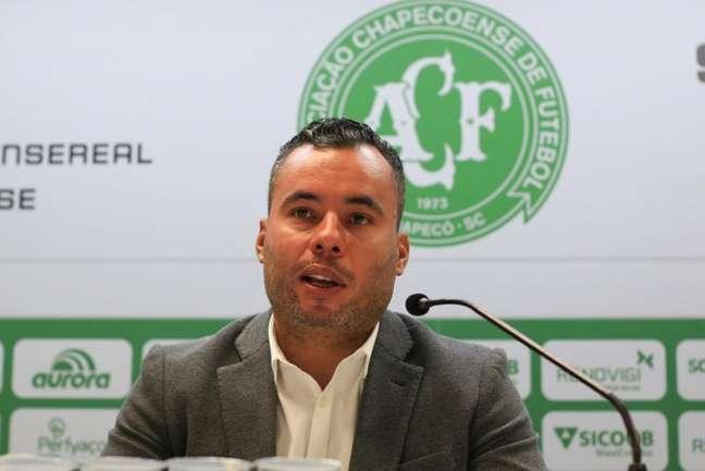 Técnico vai para o quinto clube diferente na carreira de treinador (Márcio Cunha/ACF)