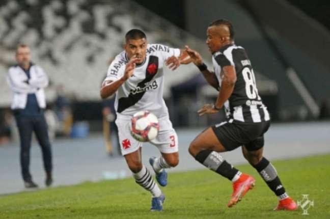 Vasco perdeu para o Botafogo na última rodada (Rafael Ribeiro/ Vasco)