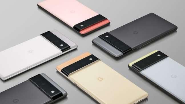 Google anuncia Pixel 6 e 6 Pro com SoC próprio