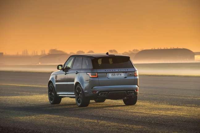 Range Rover SVR Carbon Edition custa R$ 1.033.950.