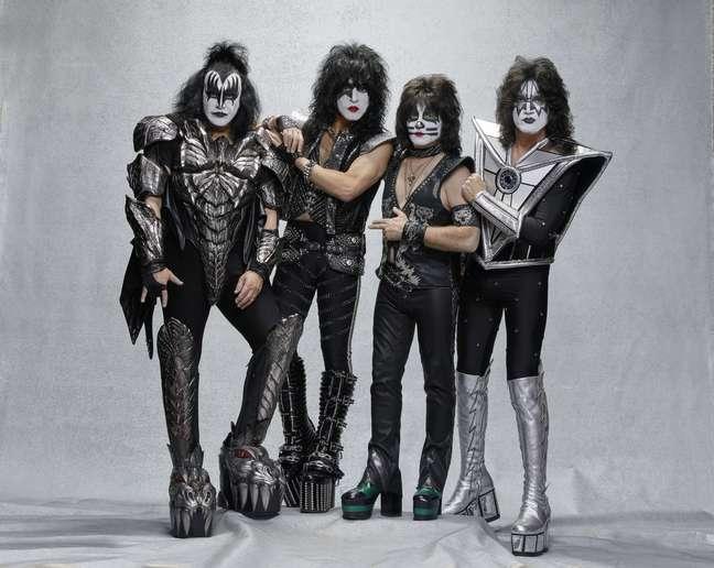 Kiss anuncia novas datas da turnê brasileira
