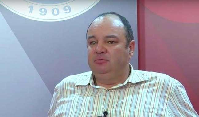 Dirigente ocupava cargo desde dezembro do ano passado (Divulgação/Internacional)