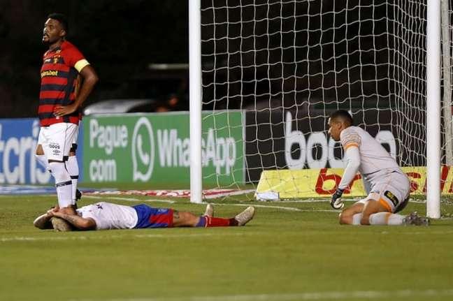 Equipe vem de derrota para o Sport na última rodada do Brasileirão (Felipe Oliveira/EC Bahia)