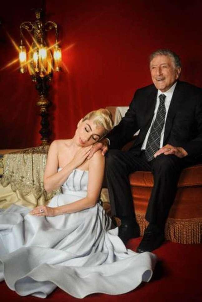 Lady Gaga e Tony Bennett em nova parceria