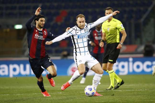 Futuro de Christian Eriksen na Inter de Milão ainda não está garantido