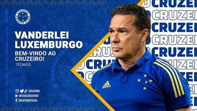 Cruzeiro está invicto com Luxemburgo, mas empata muitos jogos e avança pouco na tabela