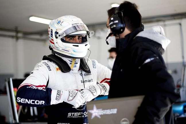 Juan Manuel Correa corre com a ART na Fórmula 3