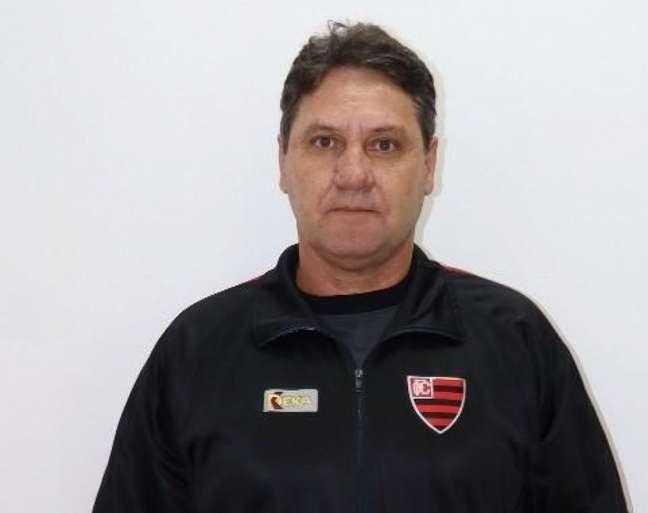 Treinador chegou ao Rubrão no fim do mês de julho (Alex Caús/Oeste)