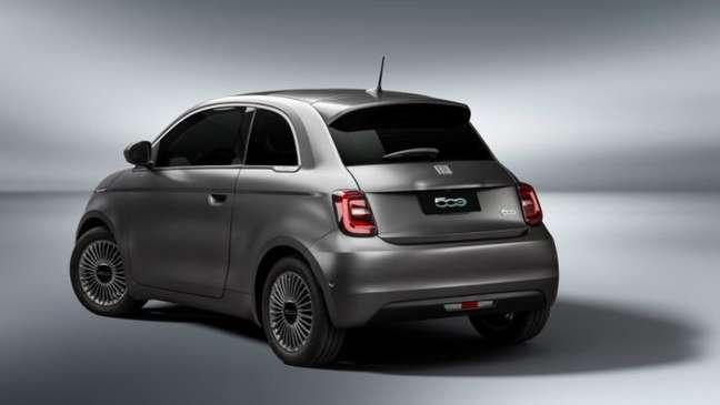 Novo Fiat 500e elétrico