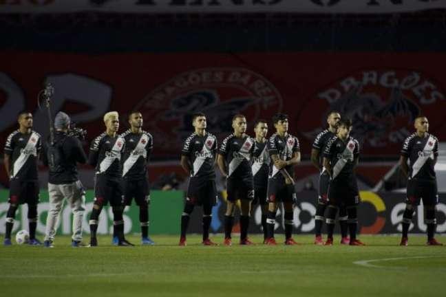 Vasco ainda busca a identidade vencedora após cinco meses de temporada (Foto: Miguel Schincariol)