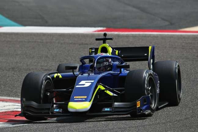 Dan Ticktum já não é mais piloto de desenvolvimento da Williams