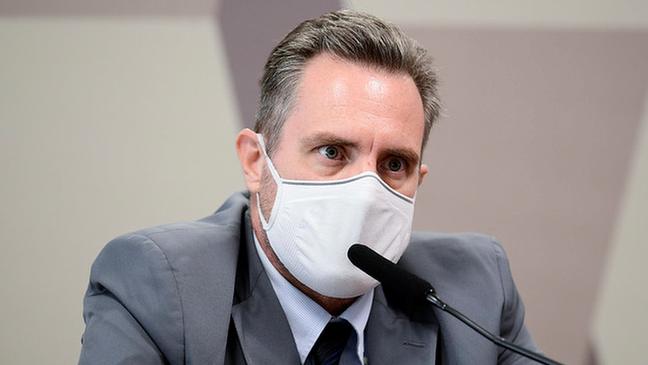 Luiz Paulo Dominguetti disse que recebeu oferta de propina por vacinas da AstraZeneca de um representante do Ministério da Saúde do governo Bolsonaro