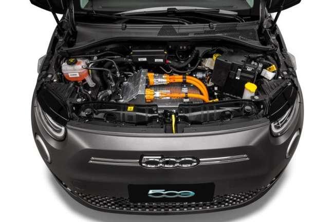 Motor elétrico do novo Fiat 500e